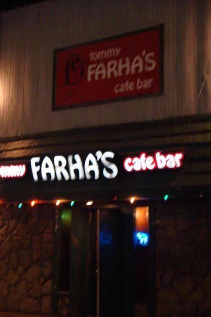 Tommy Farha's 3