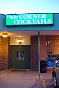Walsh's Cocktail Corner 2