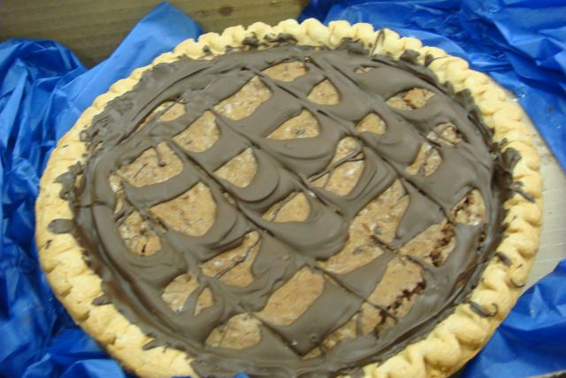 Chocolate Chip:Coconut pie