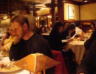 Chez P Dining Room