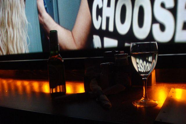 Fork & Screen Drinks