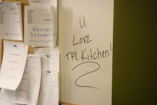 U Love the Kitchen