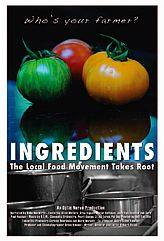 Ingredient poster