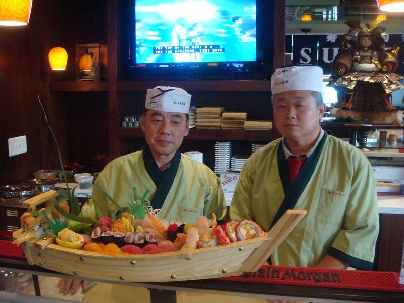 Kobe's Sushi