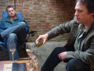 Bent Wine Tasting
