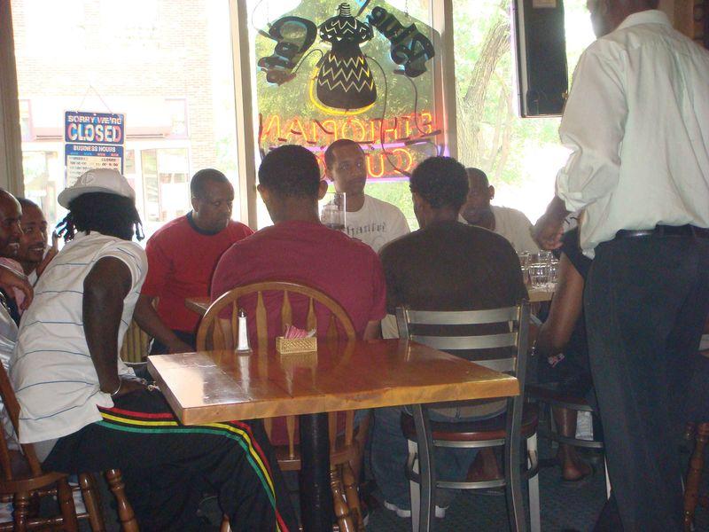 Ethiopian Guys & coffee