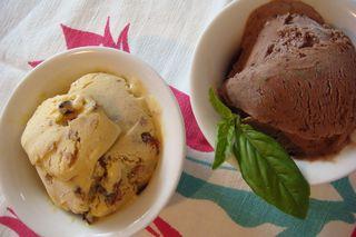 Eggs & Bacon  Ice Cream