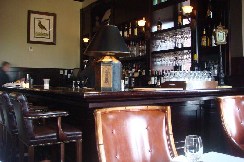 Webster House Bar