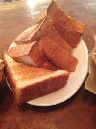 Texas Toast at Rye