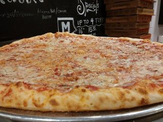 Johnny Jo's Pizzeria Cheese Pizza