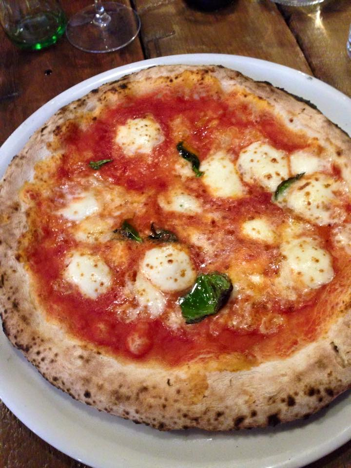Their most popular and famous pizza, Margherita Pizza