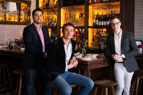 Aaron Confessori welcomes the addition of two French co-owners Kevin Mouhot and Romain Monnoyeur