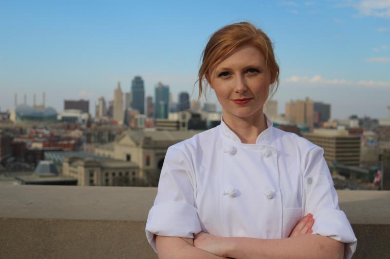 MS-EV Pastry Chef Caitlin Hotzel