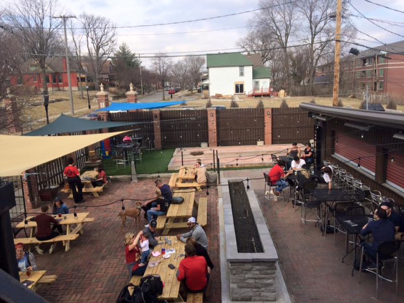 Brick House Patio