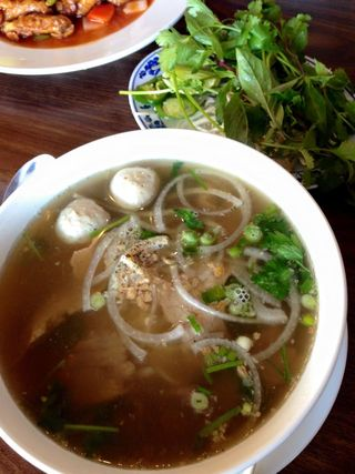Delux Pho from Big Bowl Pho