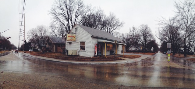 1900 Barker Bakery & Cafe in Lawrence will be in an old laundry mat location