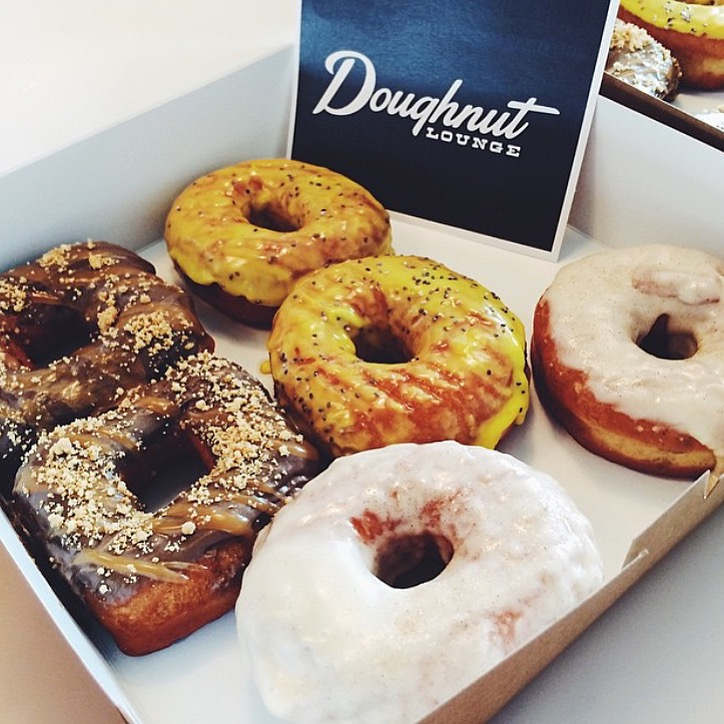 Doughnut Lounge - next level donuts
