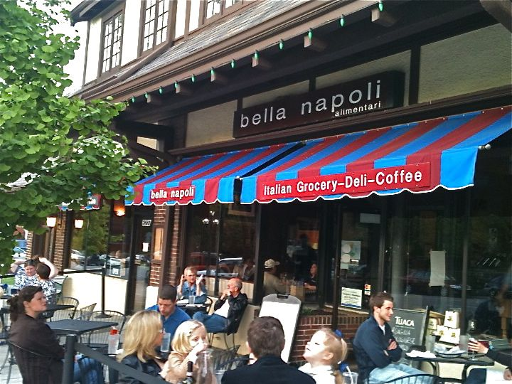 Bella Napoli Patio