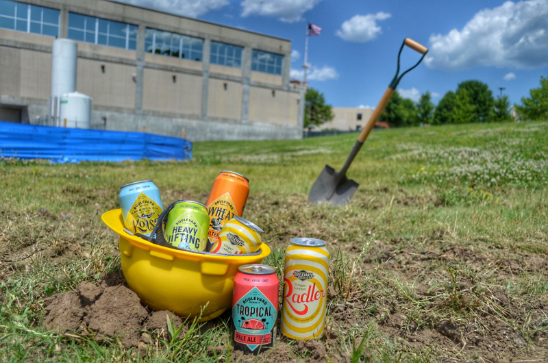 Boulevard Brewing Co. will expand to include a new canning line