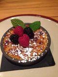 Burnt Pudding
