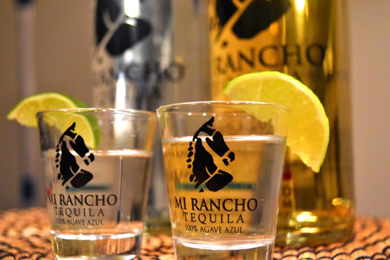 Mi Rancho Tequila is a family-owned company run by Michael Dean  from Kansas City  Kansas