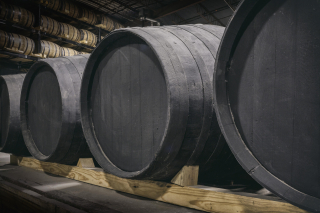 JRC_SHERRY BARRELS Samantha Levi; J. Rieger & Co.