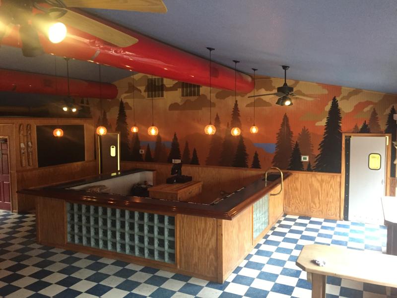 Inside Bar Mural-LH13