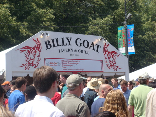 The Billygoat